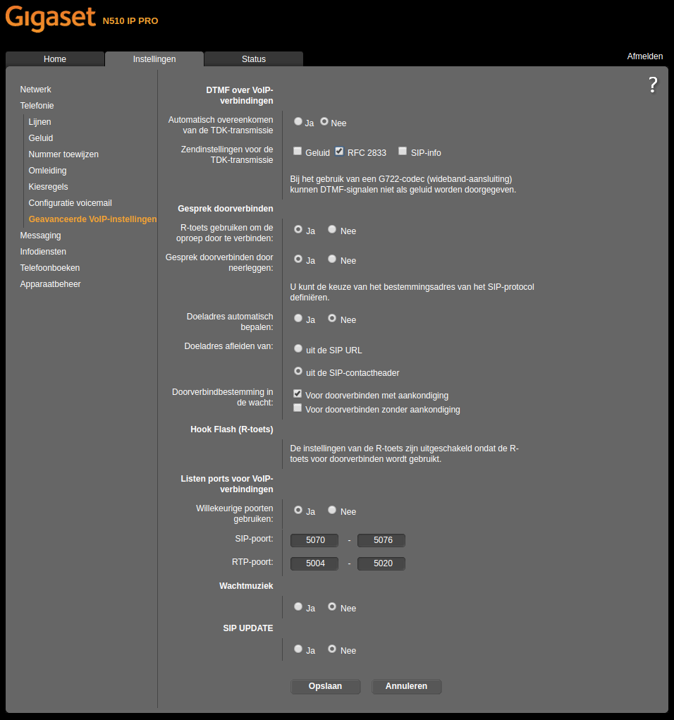N510 IP PRO Release notes 42.250 - Gigaset PRO - …